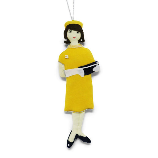 Jackie Kennedy Ornament - ST NICOLAS LTD. - The Shops at Mount Vernon