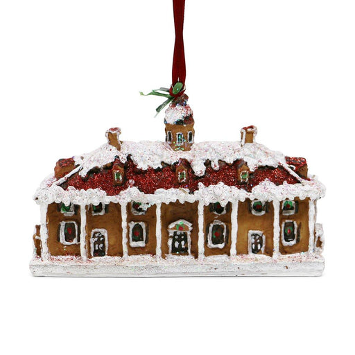 Gingerbread Mansion Ornament from Byers' Choice - BYER'S CHOICE, LTD - The Shops at Mount Vernon