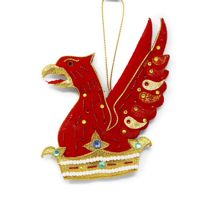 Griffin Ornament - ST NICOLAS LTD. - The Shops at Mount Vernon