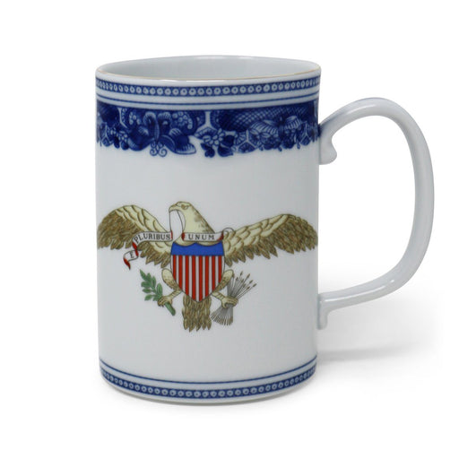 Diplomatic Eagle Mug by Mottahedeh - MOTTAHEDEH & COMPANY, INC - The Shops at Mount Vernon