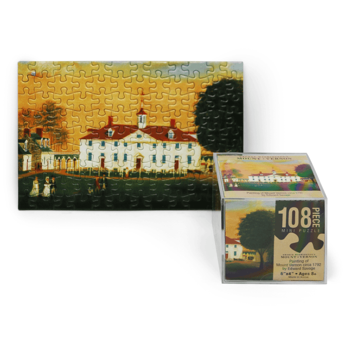 1792 Mini Puzzle - CHARLES PRODUCTS INC. - The Shops at Mount Vernon