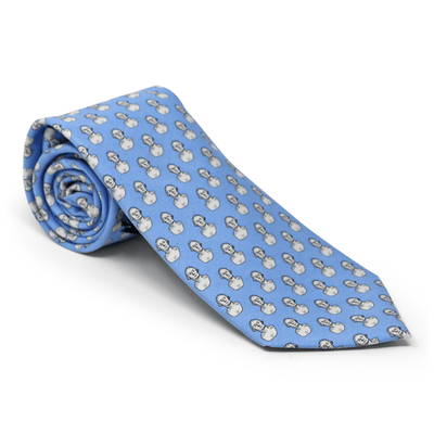 Vineyard Vines Blue Houdon Bust Tie