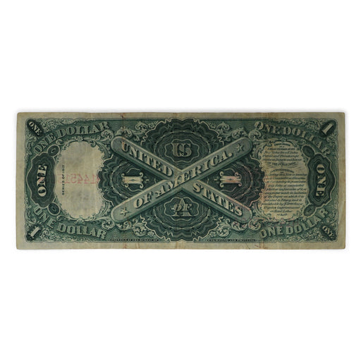 United States $1.00 Banknote - The Shops at Mount Vernon - The Shops at Mount Vernon