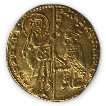 Gold Ducat of Venice - DAVID CONSOLVO - The Shops at Mount Vernon