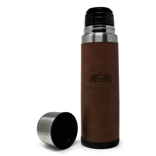 Mount Vernon Regency Insulated Bottle - CULVER GLASSWARE - The Shops at Mount Vernon