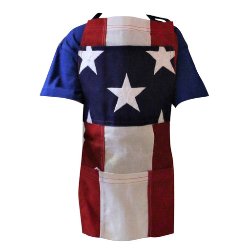 Childrens' Patriotic Apron - SPRINGBOK - The Shops at Mount Vernon