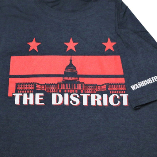 The District T-Shirt - PLANET COTTON - The Shops at Mount Vernon