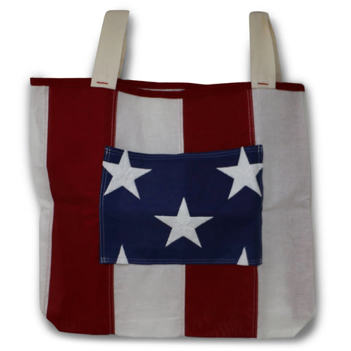 Patriotic Market Bag - SPRINGBOK - The Shops at Mount Vernon
