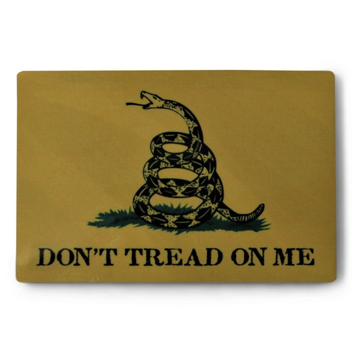 Don't Tread on Me Magnet - LDA - The Shops at Mount Vernon