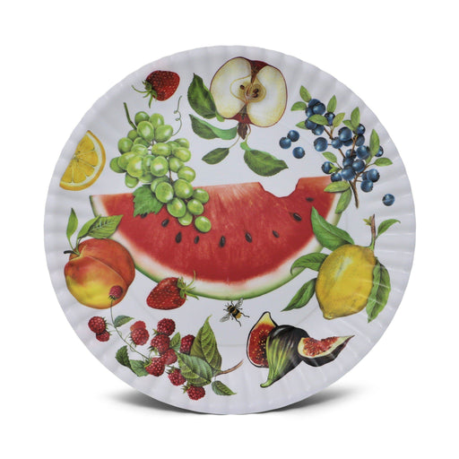Melamine Fruit Platter - MARY LAKE-THOMPSON LTD - The Shops at Mount Vernon