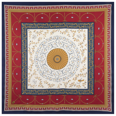 New Room Ceiling Scarf in Red