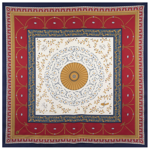 New Room Ceiling Scarf in Red - The Shops at Mount Vernon - The Shops at Mount Vernon