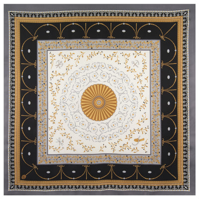 New Room Ceiling Scarf in Black