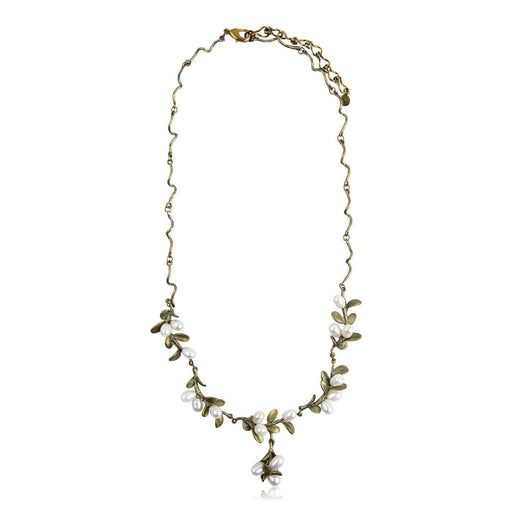 Mount Vernon Boxwood Twig Necklace - The Shops at Mount Vernon - The Shops at Mount Vernon