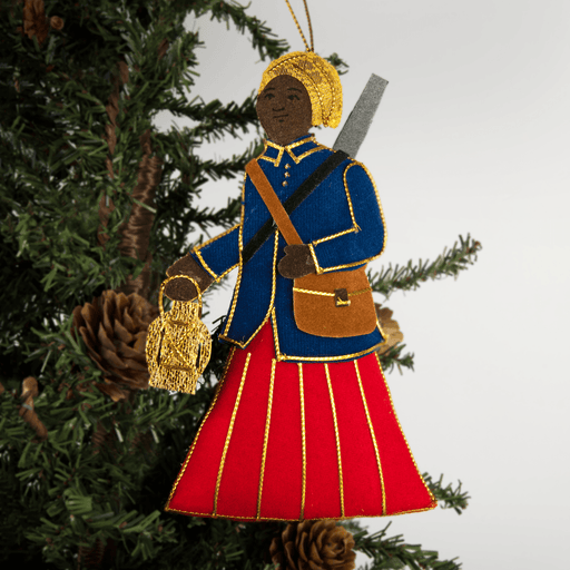 Harriet Tubman Ornament - ST NICOLAS LTD. - The Shops at Mount Vernon