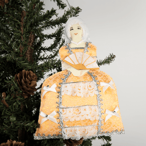 Lady Washington Ornament - ST NICOLAS LTD. - The Shops at Mount Vernon
