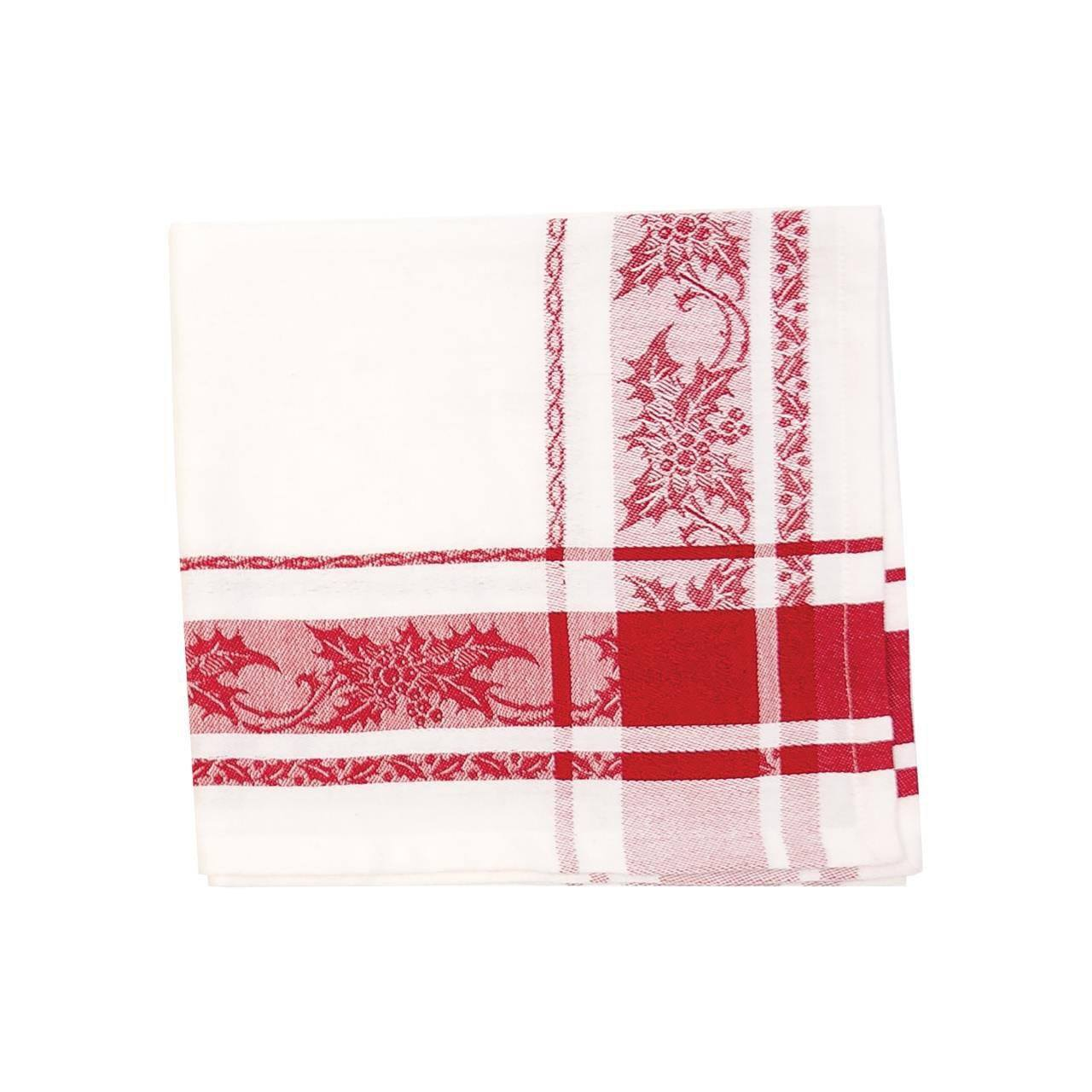 Jacquard Holly Napkin