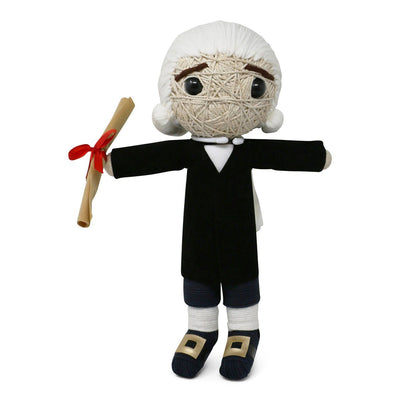 George Washington Jumbo String Doll