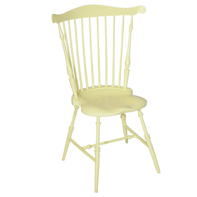 Mount Vernon Leamon Sirrup  Fan Back Windsor Chair
