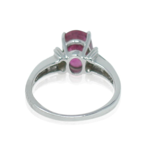 Pink Sapphire Ring - THE ANTIQUE GUILD - The Shops at Mount Vernon