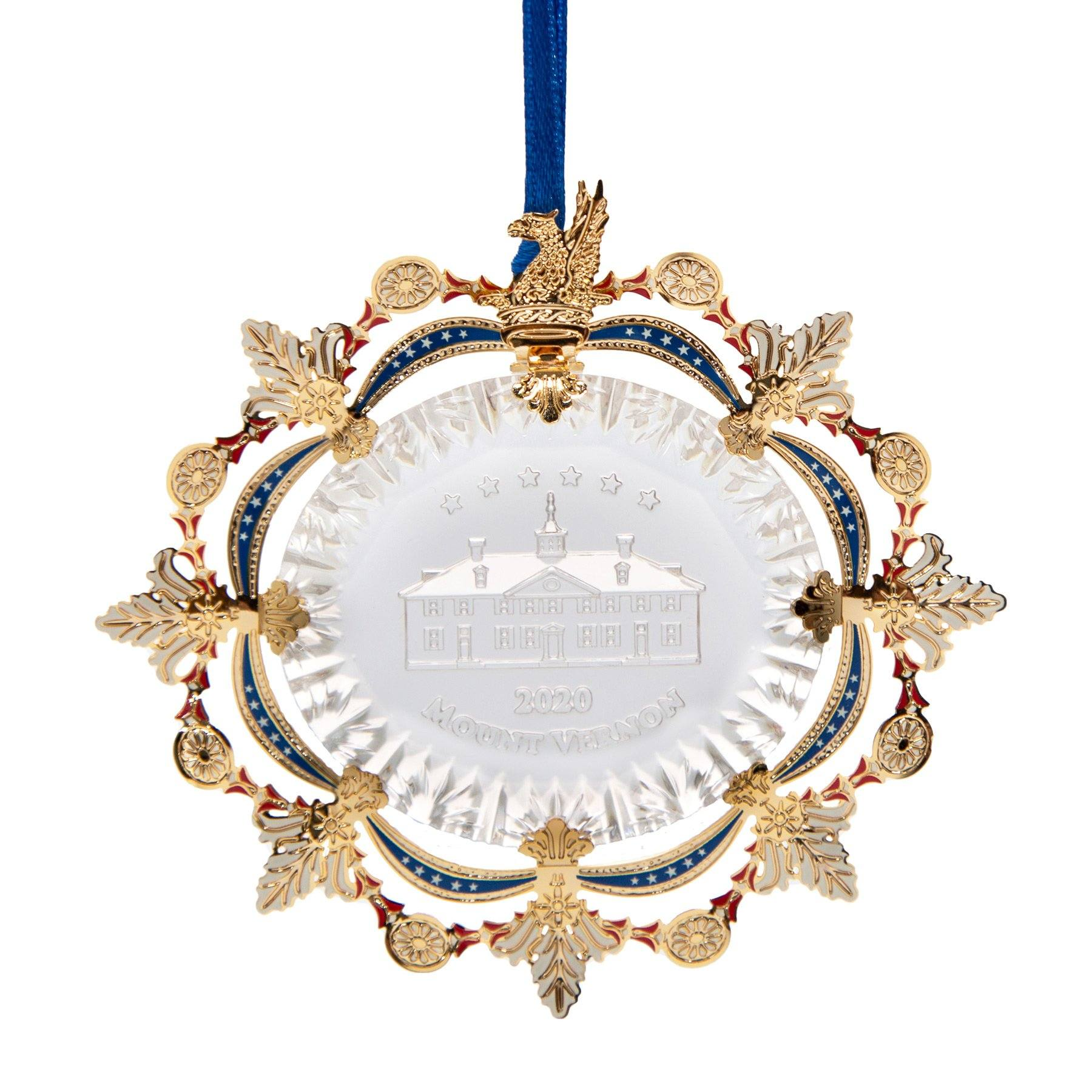 Mount Vernon Christmas Ornament 2020 2020 Mount Vernon Annual Ornament — The Shops at Mount Vernon
