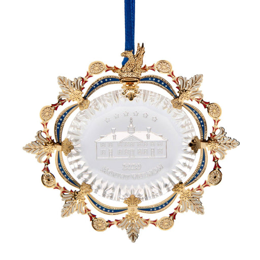 Mount Vernon 2020 Annual Ornament - DESIGN MASTER ASSOCIATES - The Shops at Mount Vernon