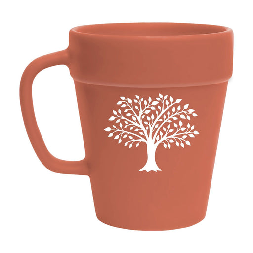 Mount Vernon Flowerpot Mug - CHARLES PRODUCTS INC. - The Shops at Mount Vernon