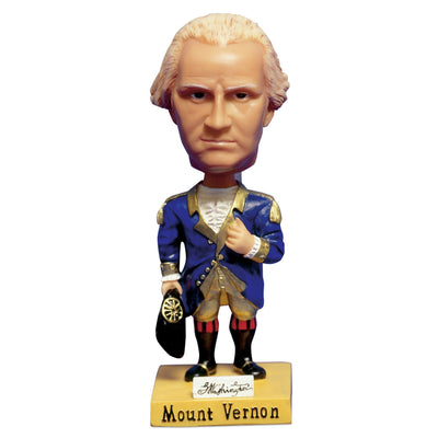 Mount Vernon's George Washington Bobble Head