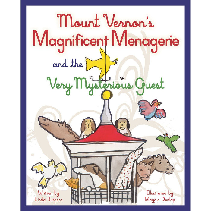 Mount Vernon's Magnificent Menagerie - The Shops at Mount Vernon - The Shops at Mount Vernon