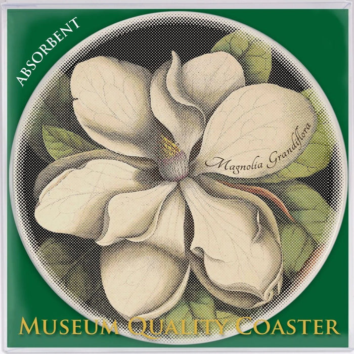 Magnolia Coaster - DESIGN MASTER ASSOCIATES - The Shops at Mount Vernon