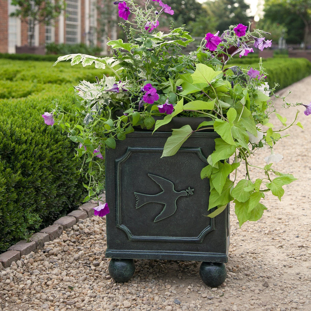 George Washington's Dove of Peace Planters - The Shops at Mount Vernon - The Shops at Mount Vernon