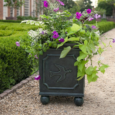 George Washington's Dove of Peace Planters