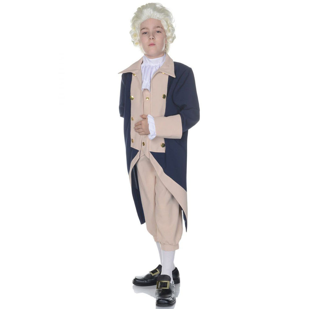 George Washington Costume - 179 - The Shops at Mount Vernon