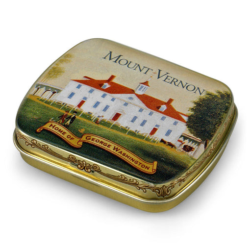 Mount Vernon Mint Tins - DESIGN MASTER ASSOCIATES - The Shops at Mount Vernon