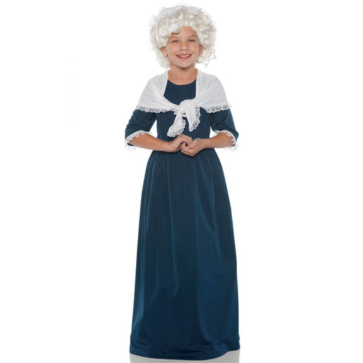 Martha Washington Costume - 179 - The Shops at Mount Vernon