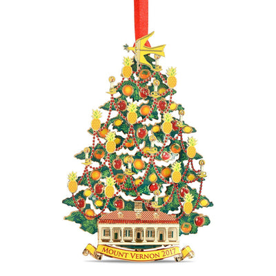 Mount Vernon 2017 Annual Ornament