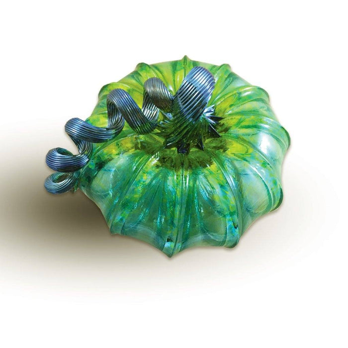 Ocean Pumpkins - LUKE ADAMS HANDBLOWN GLASS - The Shops at Mount Vernon