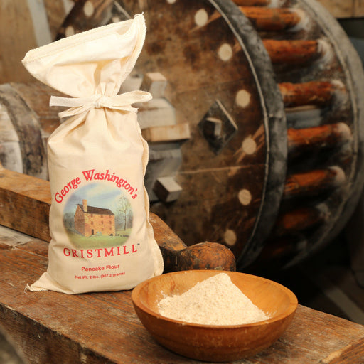 George Washington's Pancake Flour - The Shops at Mount Vernon - The Shops at Mount Vernon