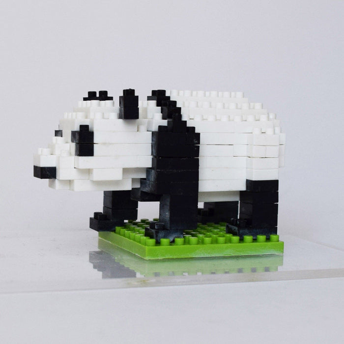Panda Mini Building Block Set - The Shops at Mount Vernon - The Shops at Mount Vernon