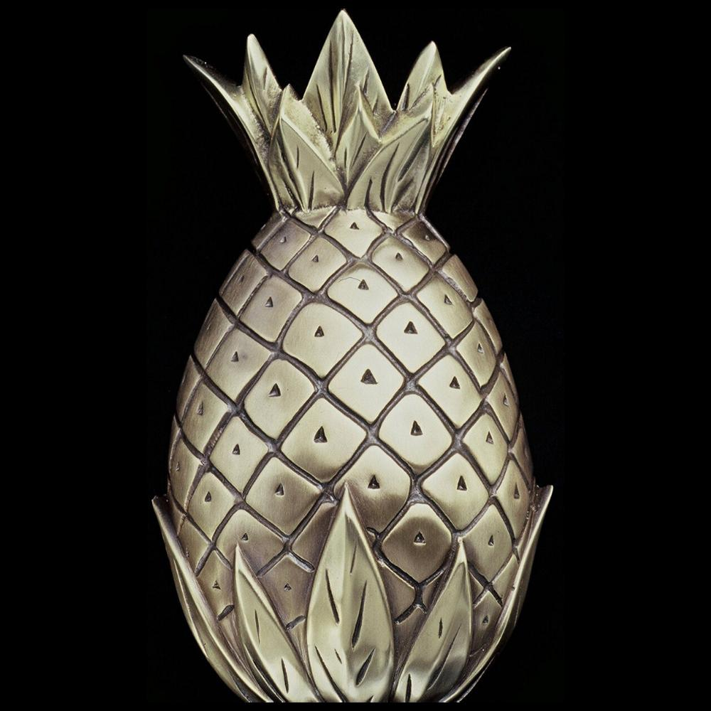 Pineapple Door Knocker - Colby Smith - The Shops at Mount Vernon