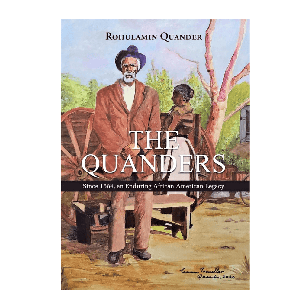 The Quanders - Since 1684, an Enduring African American Legacy - Quander Historical Foundation - The Shops at Mount Vernon