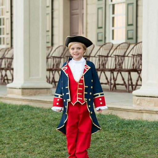 Revolutionary Costumes for Boys - The Shops at Mount Vernon - The Shops at Mount Vernon