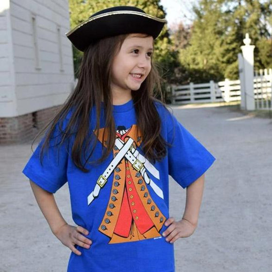 Old Guard Uniform Child's T-Shirt - The Shops at Mount Vernon - The Shops at Mount Vernon