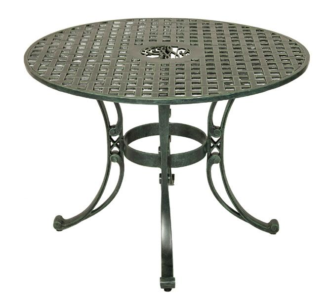 round outdoor table. George Washington\u0027s Cypher Round Patio Table Outdoor