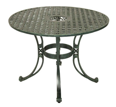 George Washington's Cypher Round Patio Table