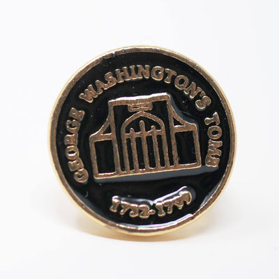 Mount Vernon Commemorative Wreath Pin