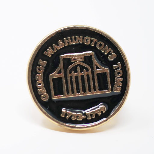 Mount Vernon Commemorative Wreath Pin - The Shops at Mount Vernon - The Shops at Mount Vernon