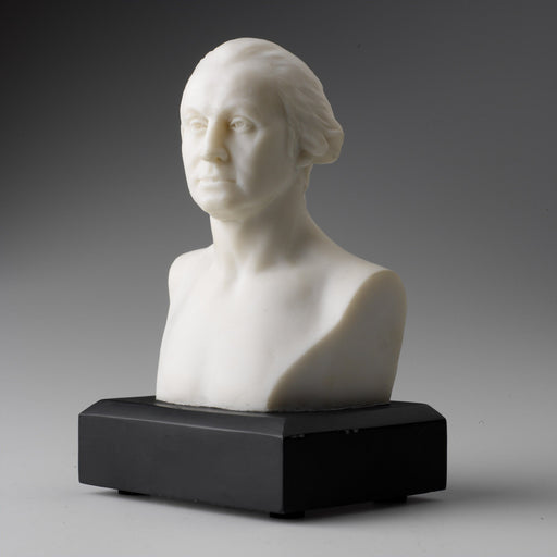 Houdon Bust of George Washington, Small White - The Shops at Mount Vernon - The Shops at Mount Vernon