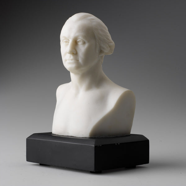 Houdon Bust Of George Washington Small White The Shops