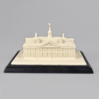 Mount Vernon Mansion Classic Sculpture: Originally $78.00